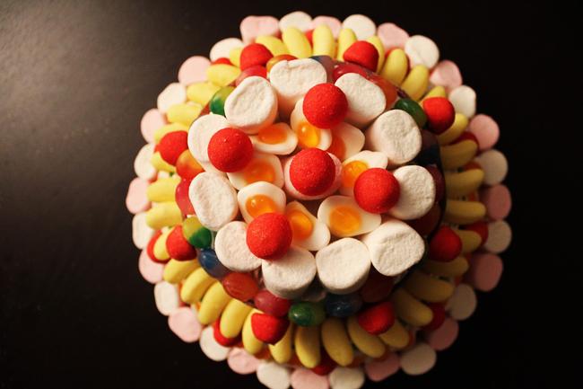 soirée bonbons
