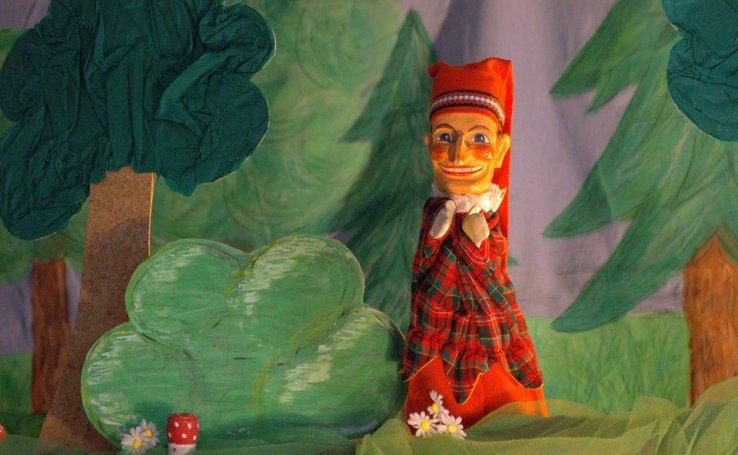 Organiser un spectacle de marionnettes pour les tout-petits