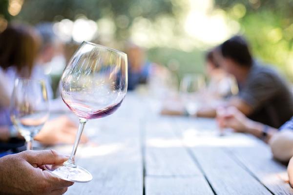 Soirée vin
